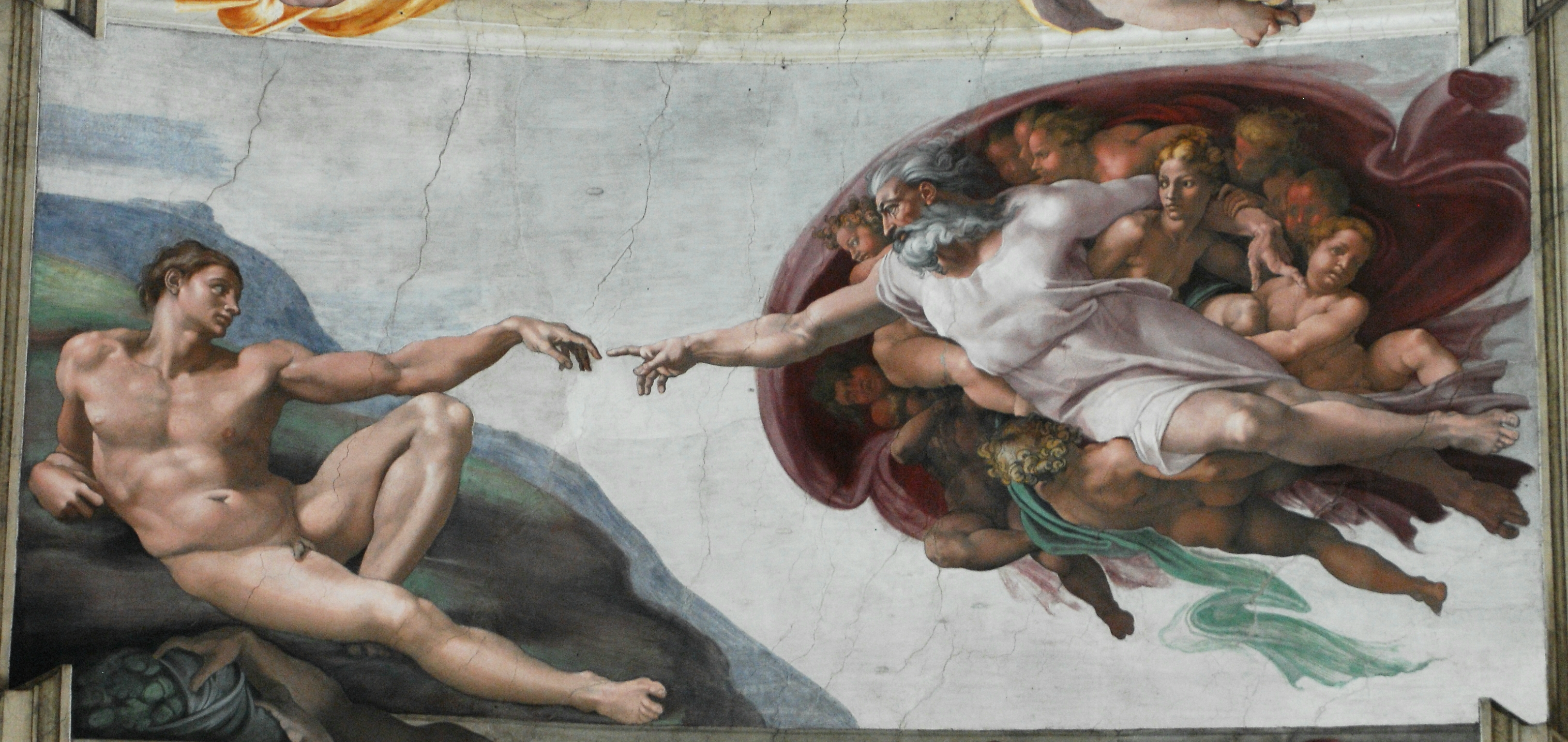 Creation-of-Adam-Sistine-Chapel