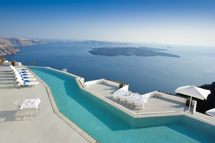 Grace Hotel Santorini, Greece