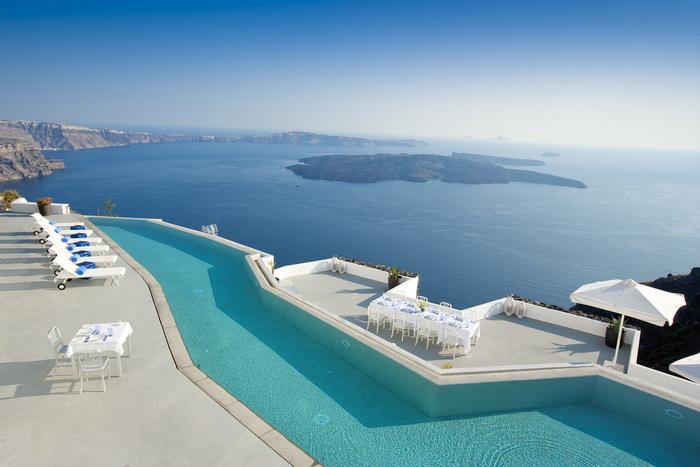Grace Hotel Santorini, Greece