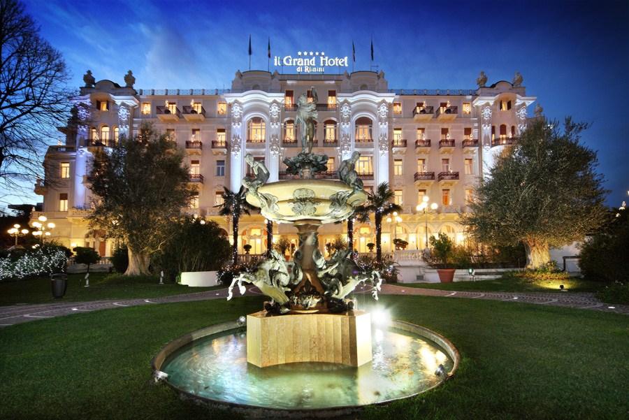 Grand Hotel di Rimini, Italy