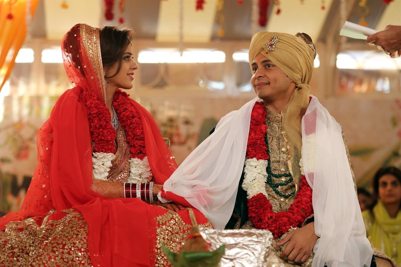 Firenze, matrimonio indiano da sogno, Italy