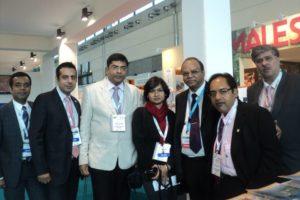Con Mr. Ganghadar