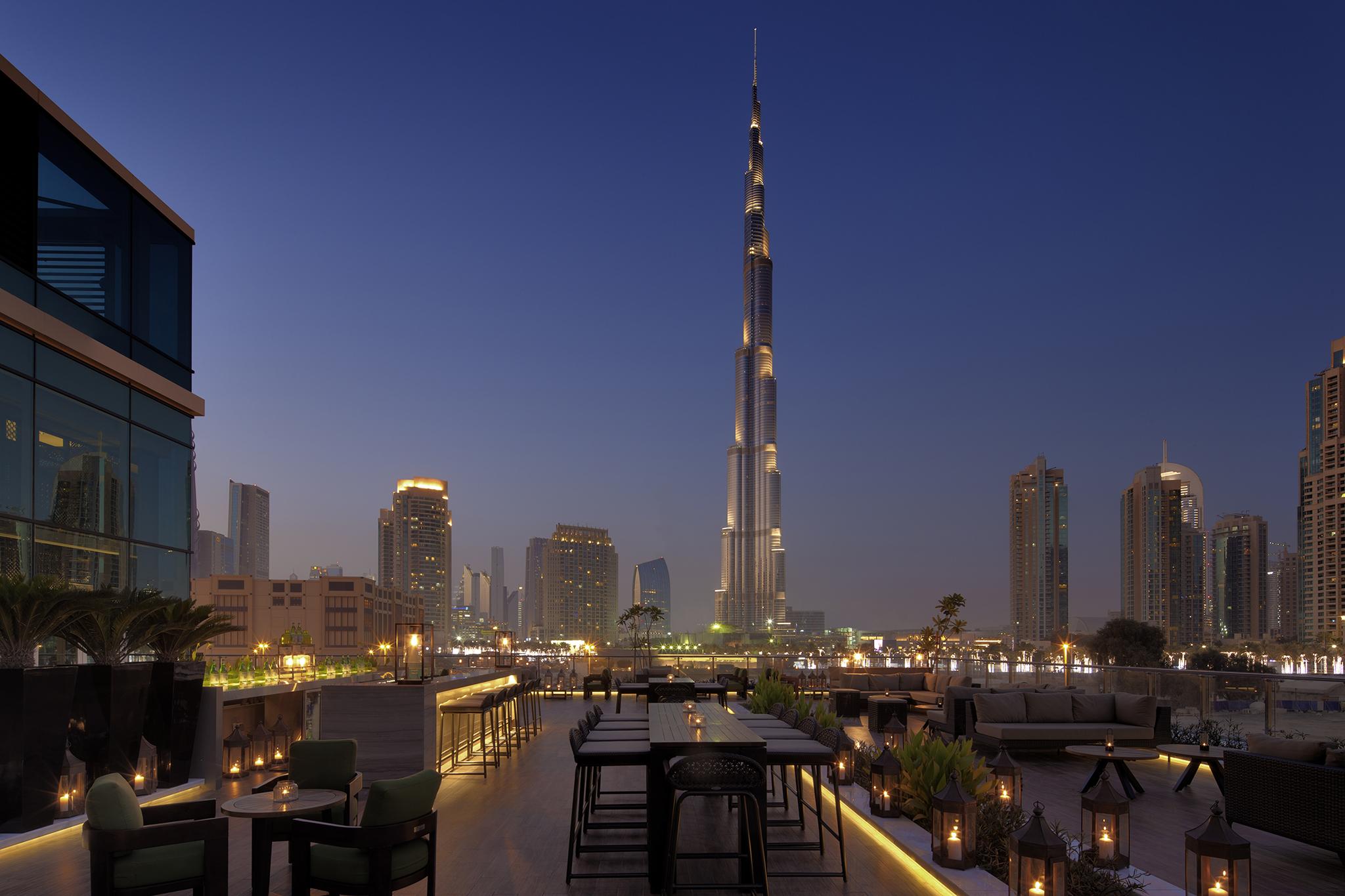 Taj Dubai, Emirates