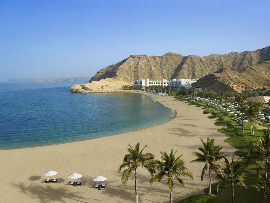 Shangri-La Barr Al Jissah Resort and Spa, Oman