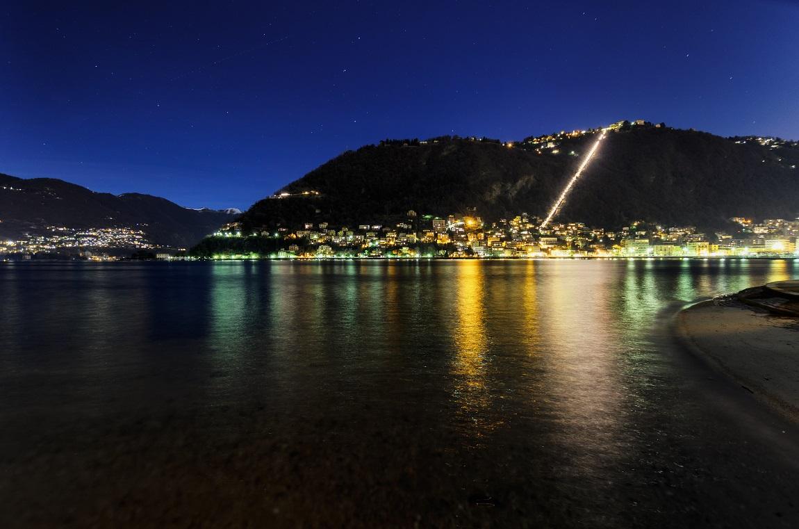 Itinerario: Le stelle del Lago di Como