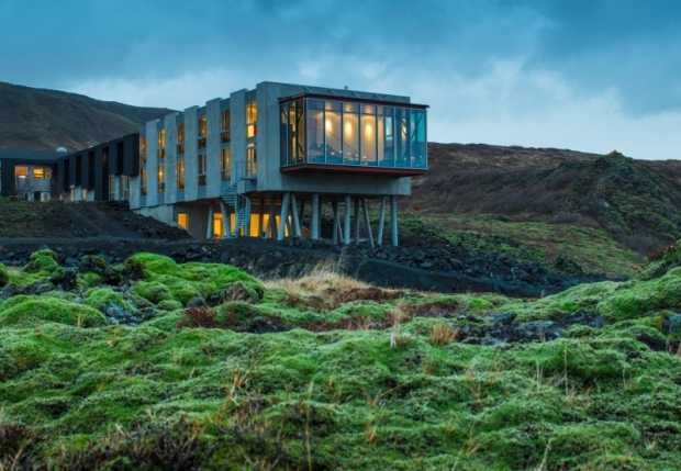 Hotel Ion inusuale Vista Vulcani, Iceland