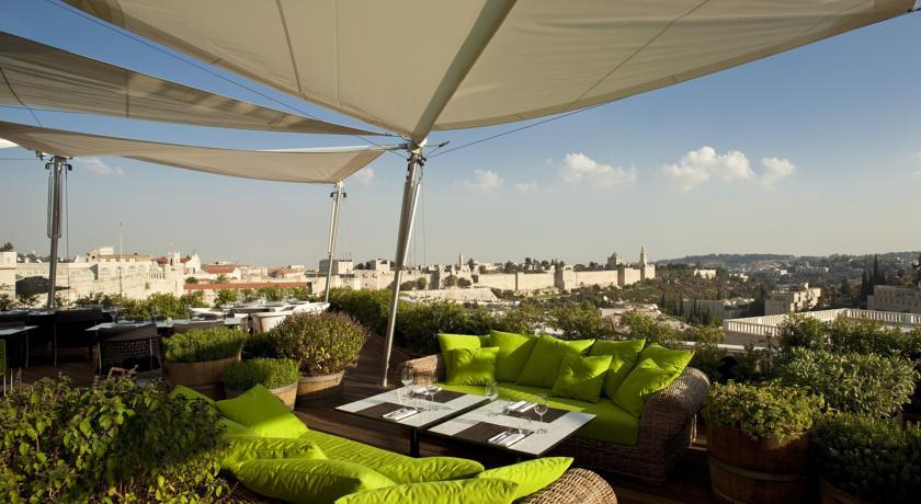 Mamilla Hotel, Israele